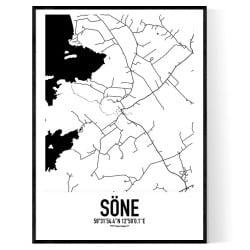 Söne Karta Koordinater