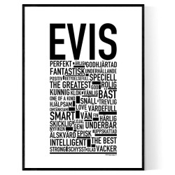 Evis Poster