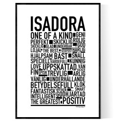 Isadora Poster