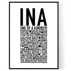 Ina Poster