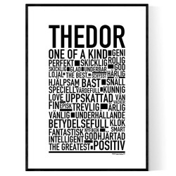Thedor Poster