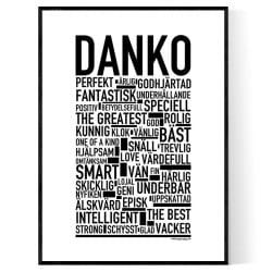 Danko Poster