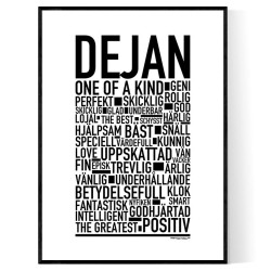 Dejan Poster