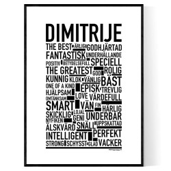 Dimitrije Poster