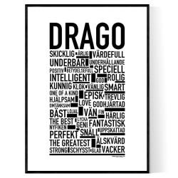 Drago Poster