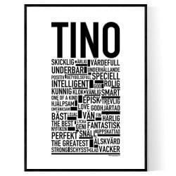 Tino Poster