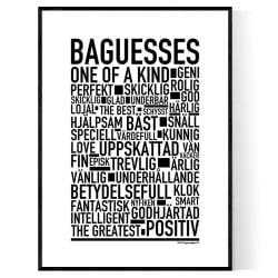 Baguesses Poster