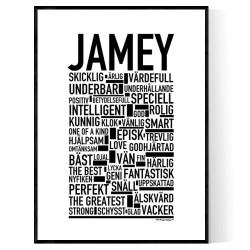 Jamey Poster
