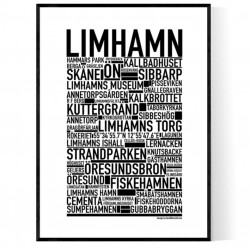 Limhamn Poster
