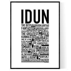 Idun Poster