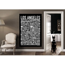 Los Angeles Canvas