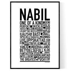 Nabil Poster