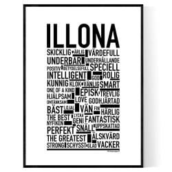Illona Poster
