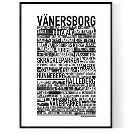 Vänersborg Poster