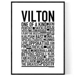 Vilton Poster
