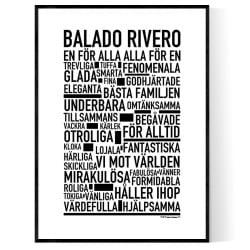 Balado Rivero Poster