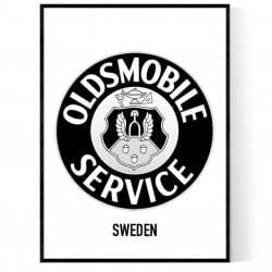 Oldsmobile Service Sweden