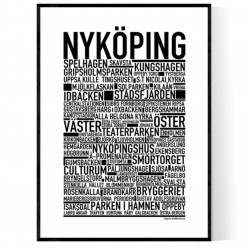 Nyköping Poster