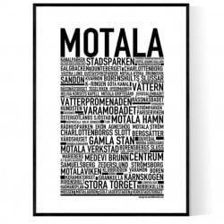 Motala Poster