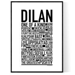 Dilan Poster