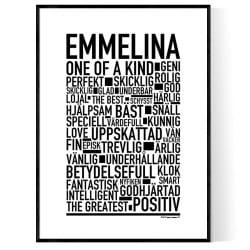 Emmelina Poster