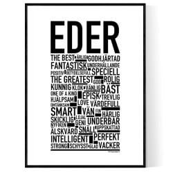 Eder Poster
