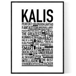 Kalis Poster