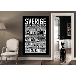 Sverige Canvas