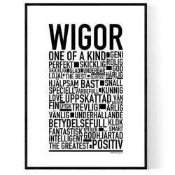 Wigor Poster