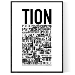 Tion Poster
