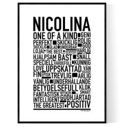 Nicolina Poster