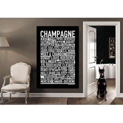 Champagne Canvas