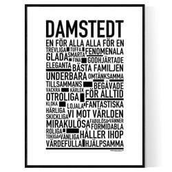 Damstedt Poster