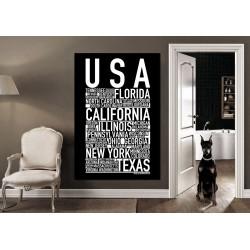 USA Canvas