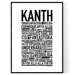 Kanth Poster