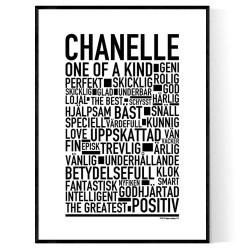 Chanelle Poster