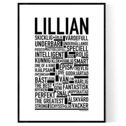 Lillian Poster