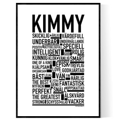 Kimmy Poster