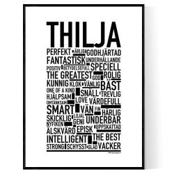 Thilja Poster