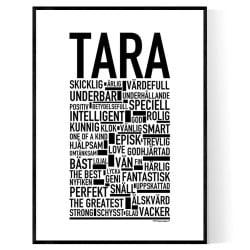 Tara Poster