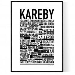 Kareby Poster
