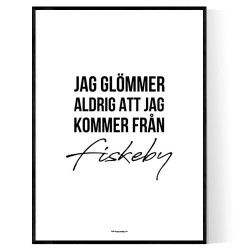 Från Fiskeby