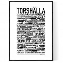 Torshälla Poster