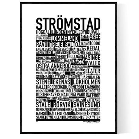 Strömstad Poster