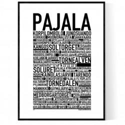 Pajala Poster
