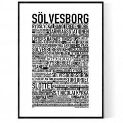 Sölvesborg Poster