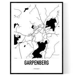 Garpenberg Karta