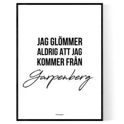 Från Garpenberg