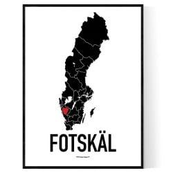 Fotskäl Heart