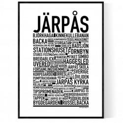 Järpås Poster